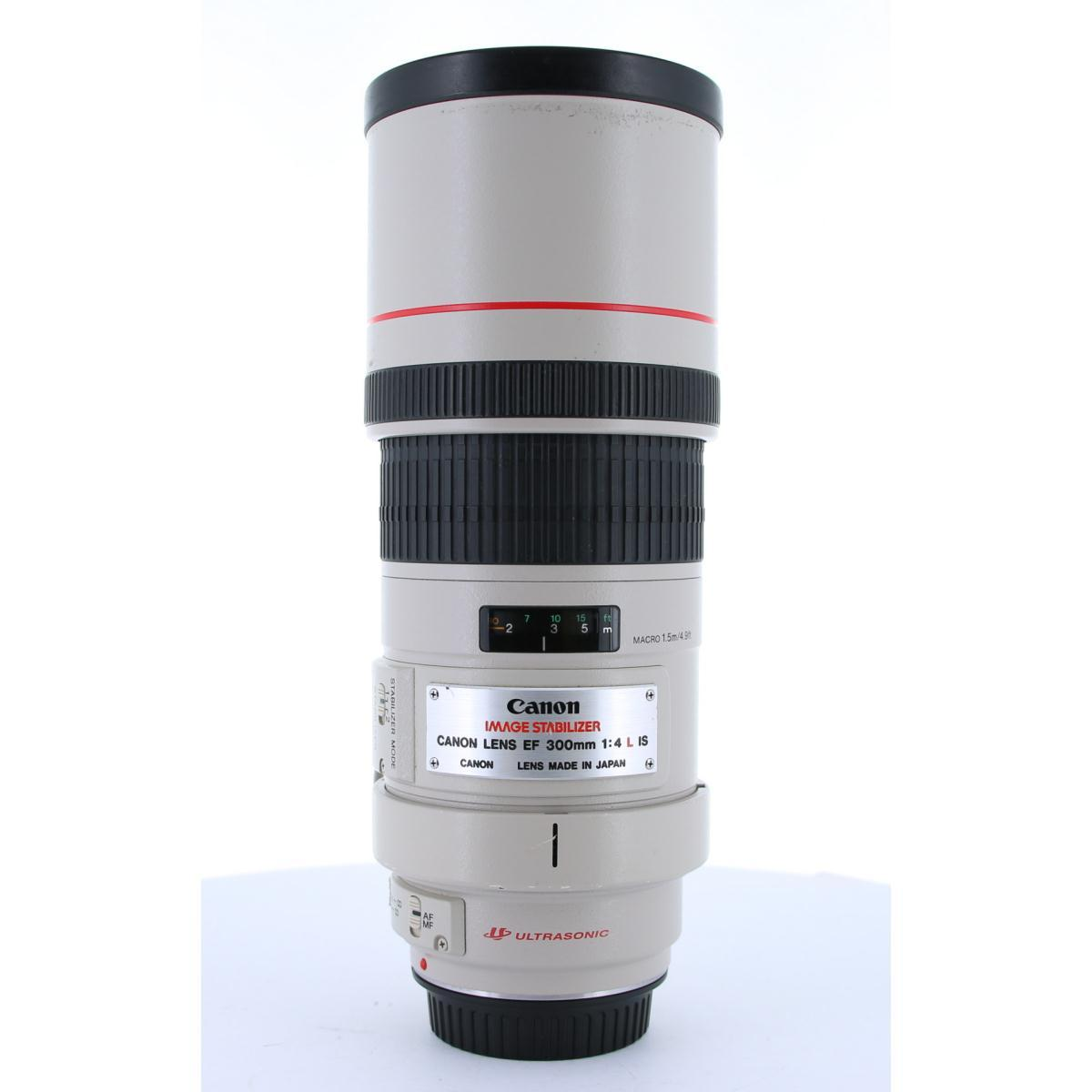 CANON EF300mm F4L IS USM【中古】