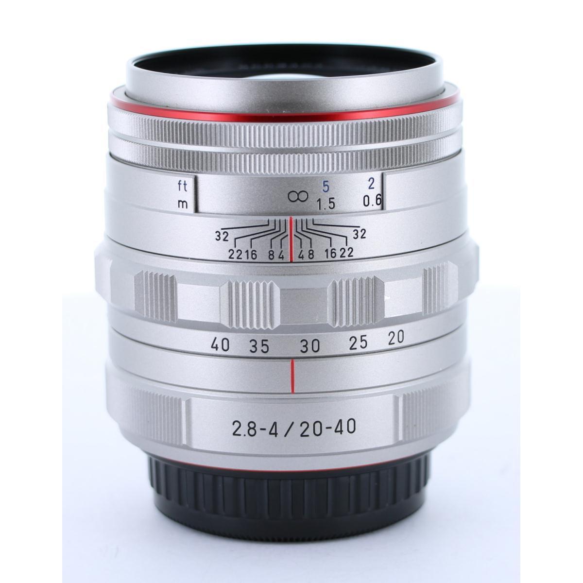PENTAX DA20-40mm F2.8ED LIMITED WR【中古】