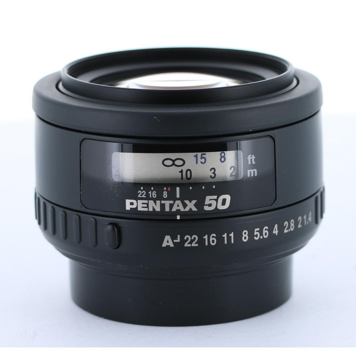 PENTAX FA50mm F1.4【中古】