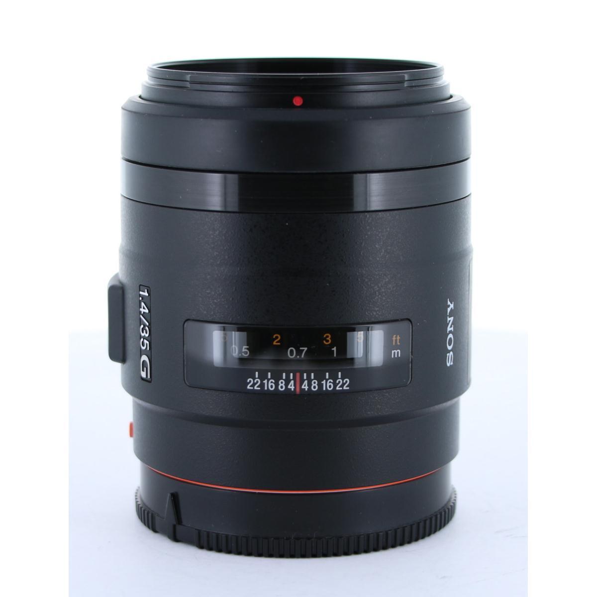 SONY 35mm F1.4G(SAL35F14G【中古】