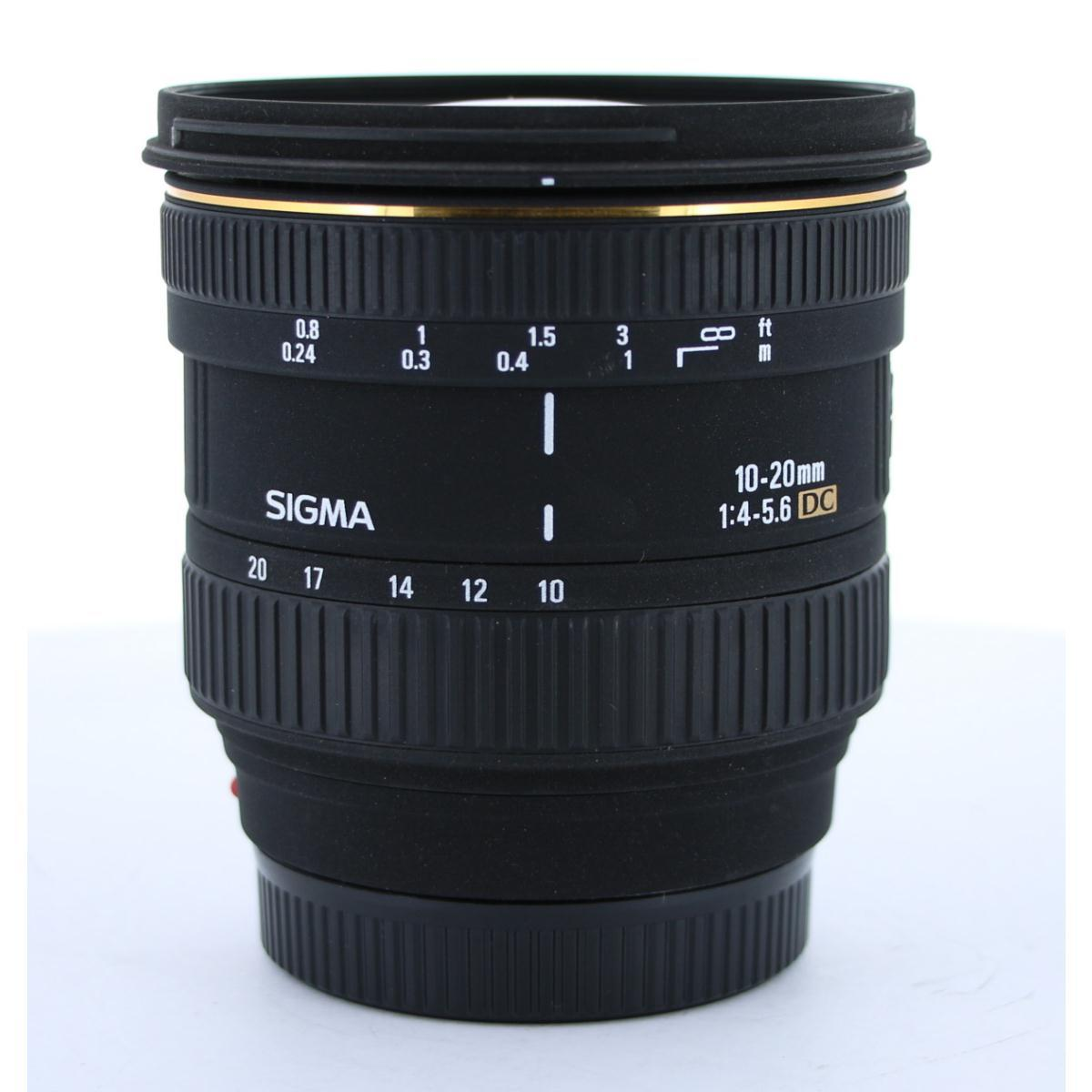 SIGMA α10-20mm F4-5.6EX DC HSM【中古】