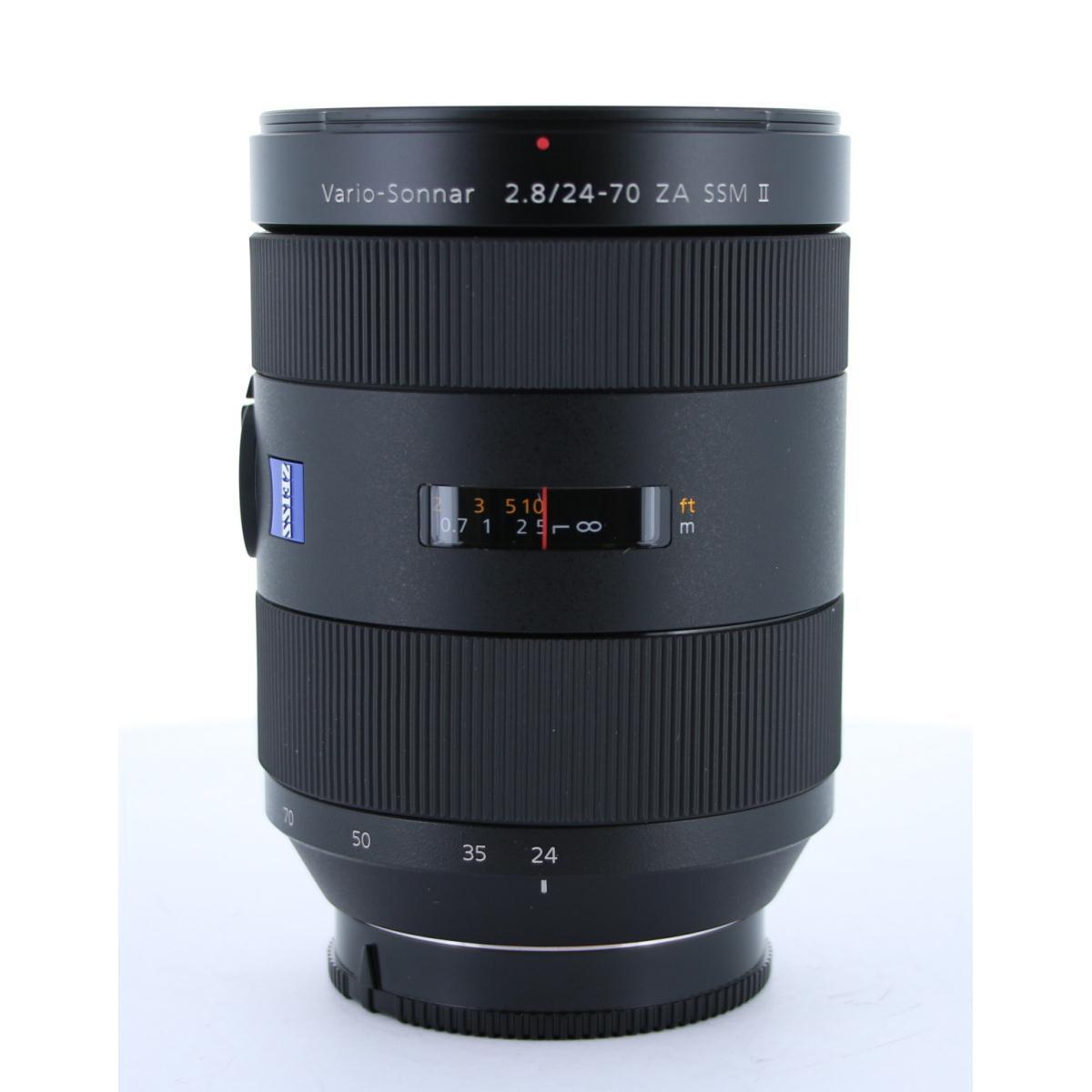 SONY 24-70mm F2.8ZA SSMII【中古】