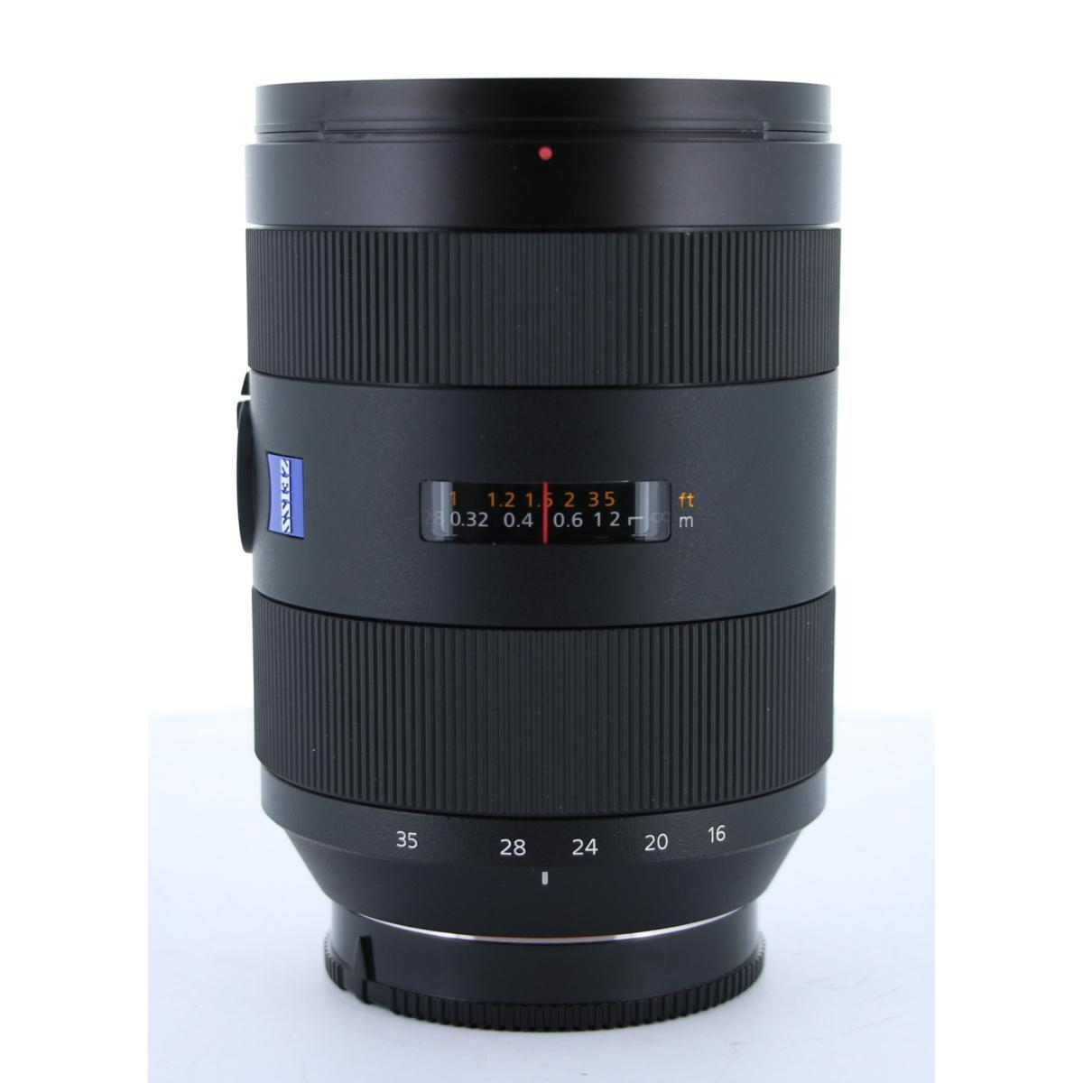 SONY 16-35mm F2.8ZA SSMII【中古】