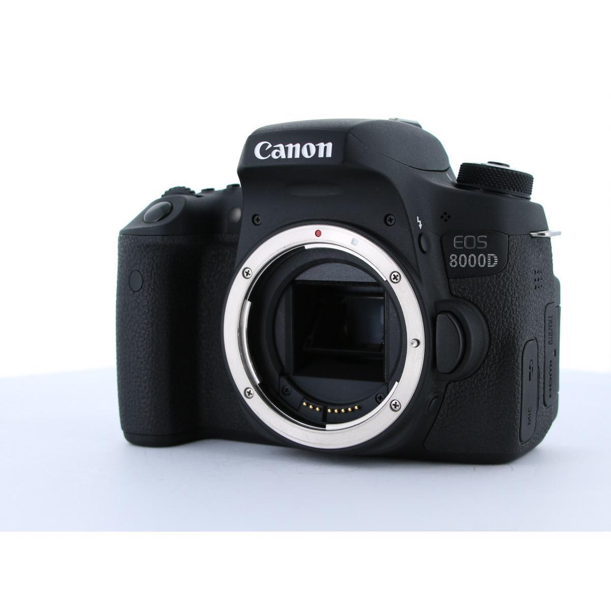 CANON EOS8000D【中古】