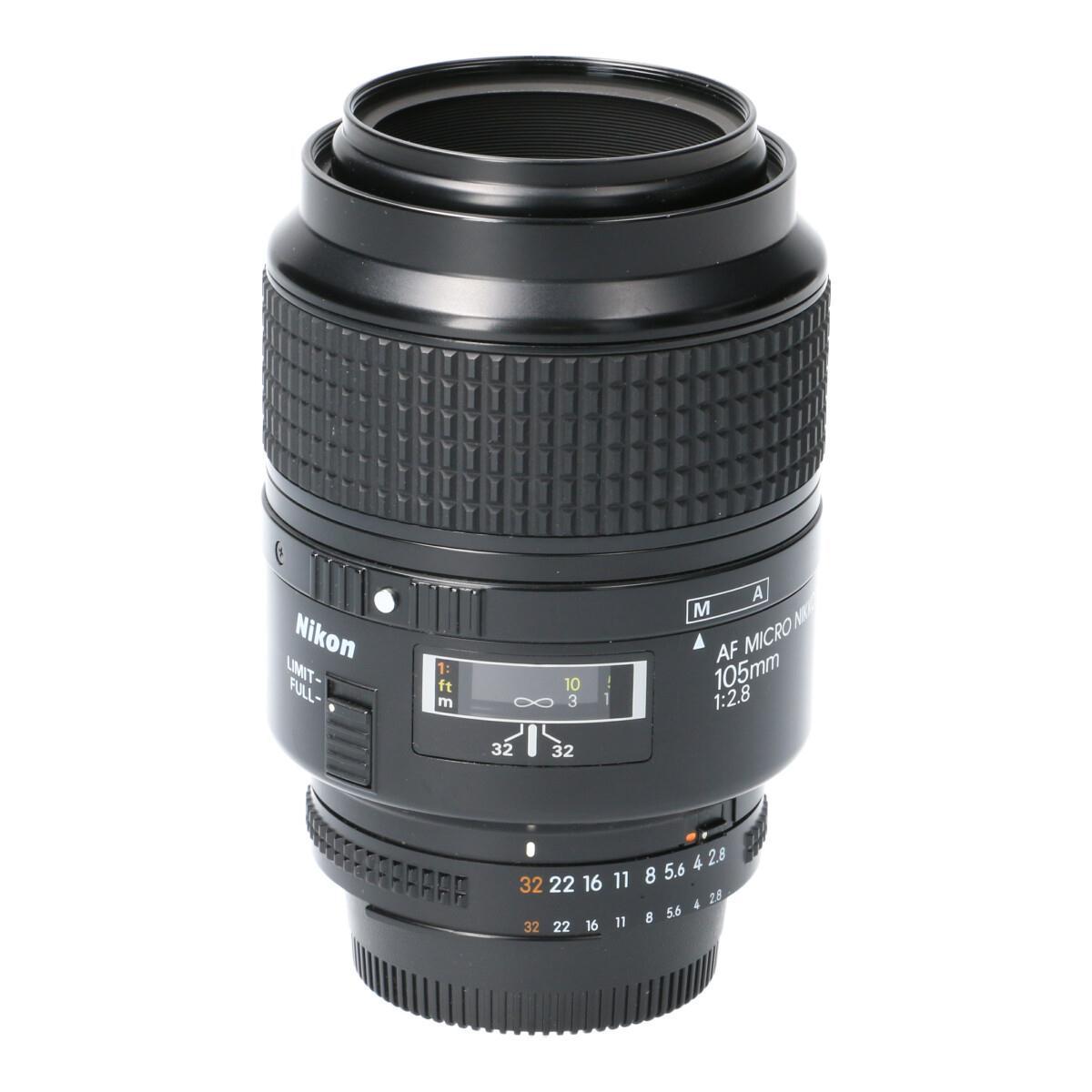 NIKON AF105mm F2.8MICRO【中古】