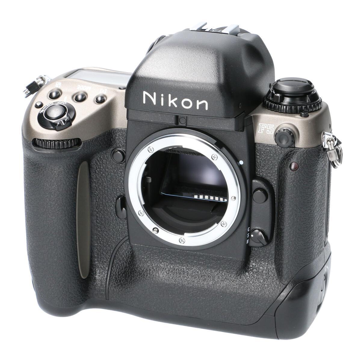 NIKON F5 50TH【中古】
