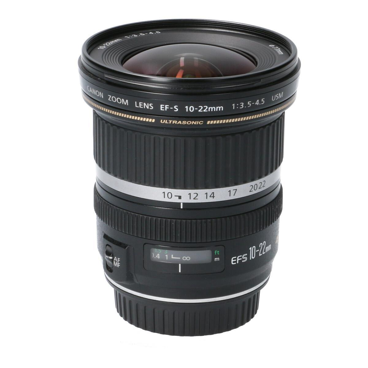 CANON EF-S10-22mm F3.5-4.5USM【中古】