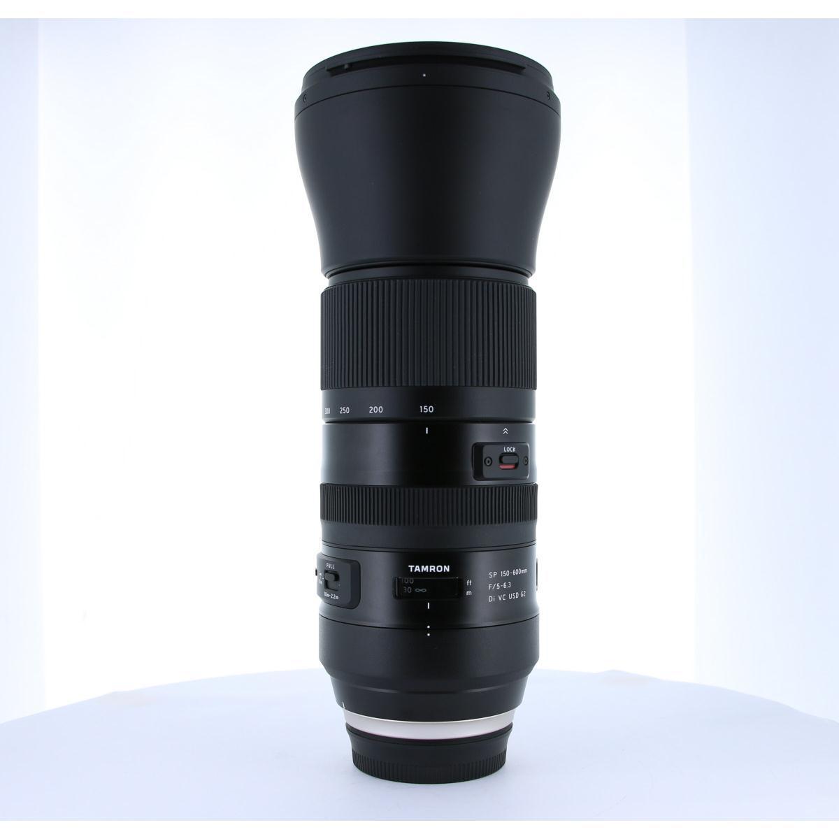 TAMRON EOS150-600mm F5-6.3VCG2 A022【中古】