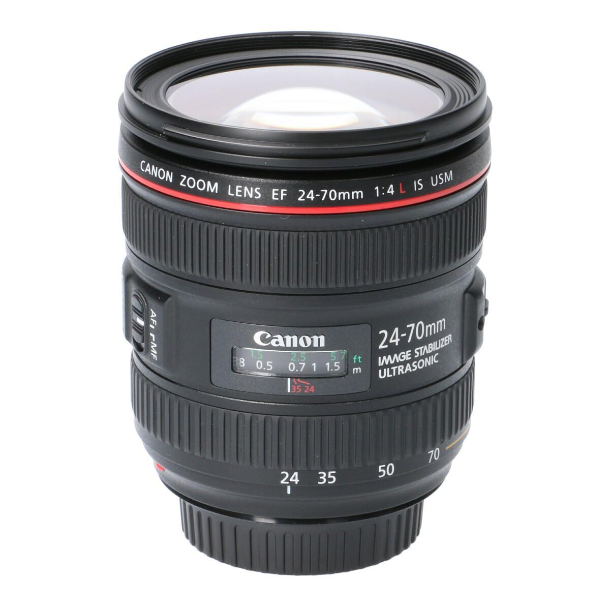 CANON EF24-70mm F4L IS USM【中古】