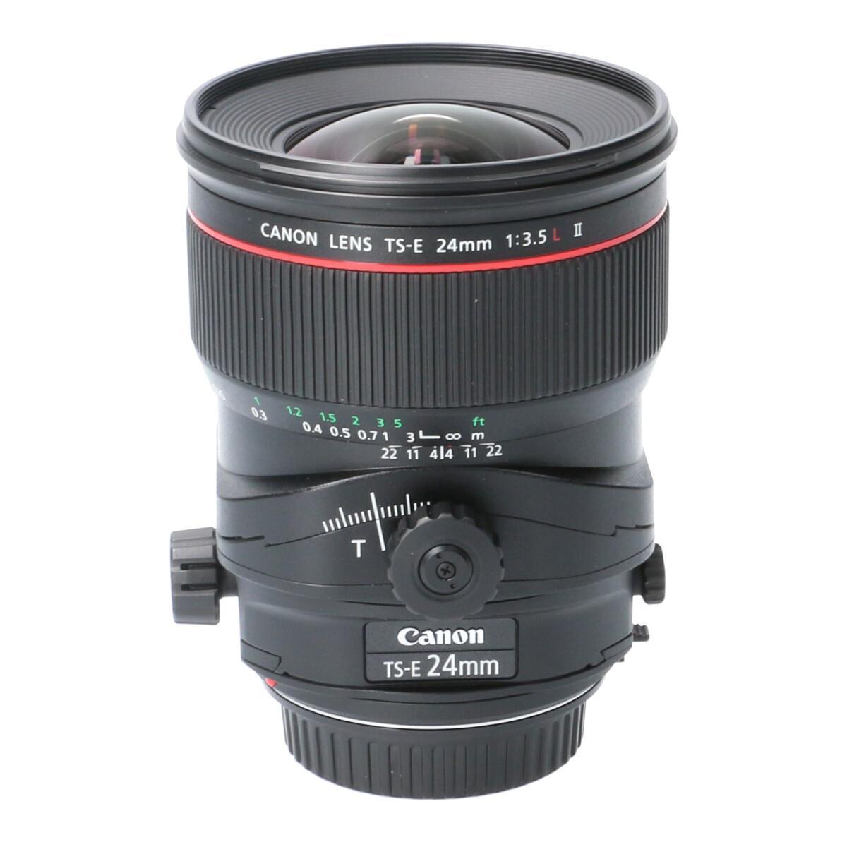 CANON TS-E24mm F3.5LII【中古】