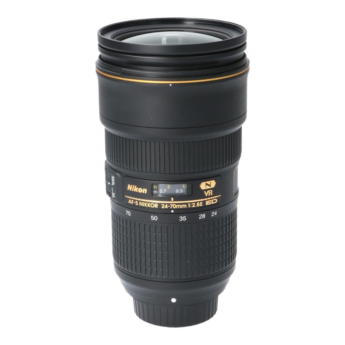 NIKON AF-S24-70mm F2.8E VR【中古】