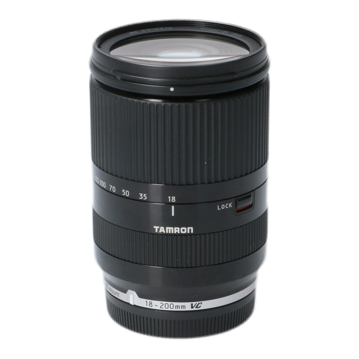 TAMRON EFM18-200mm F3.5-6.3 B011EM【中古】