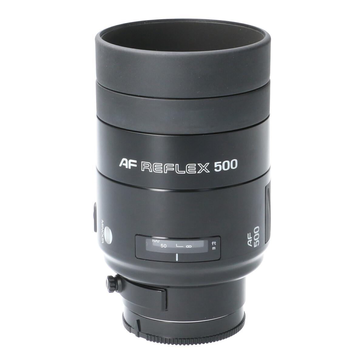 MINOLTA AF500mm F8REFLEX【中古】
