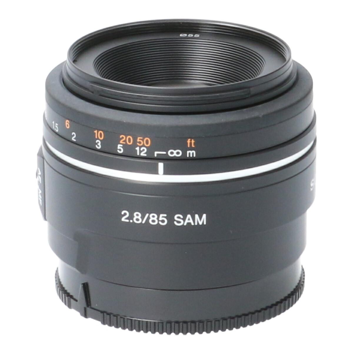 SONY 85mm F2.8SAM(SAL85F28)【中古】