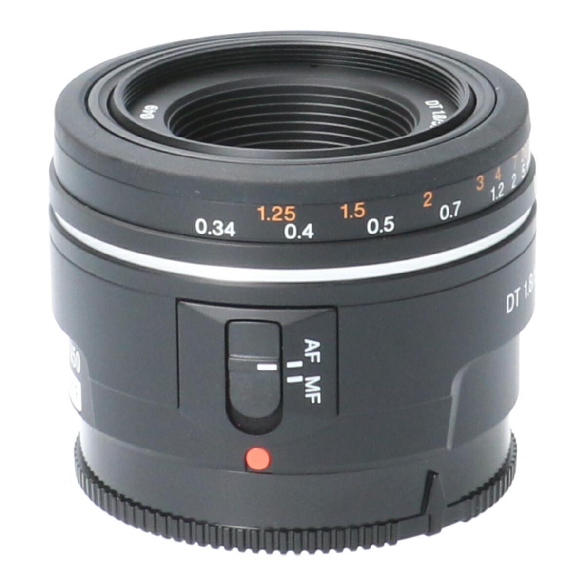SONY DT50mm F1.8SAM(SAL50F18)【中古】