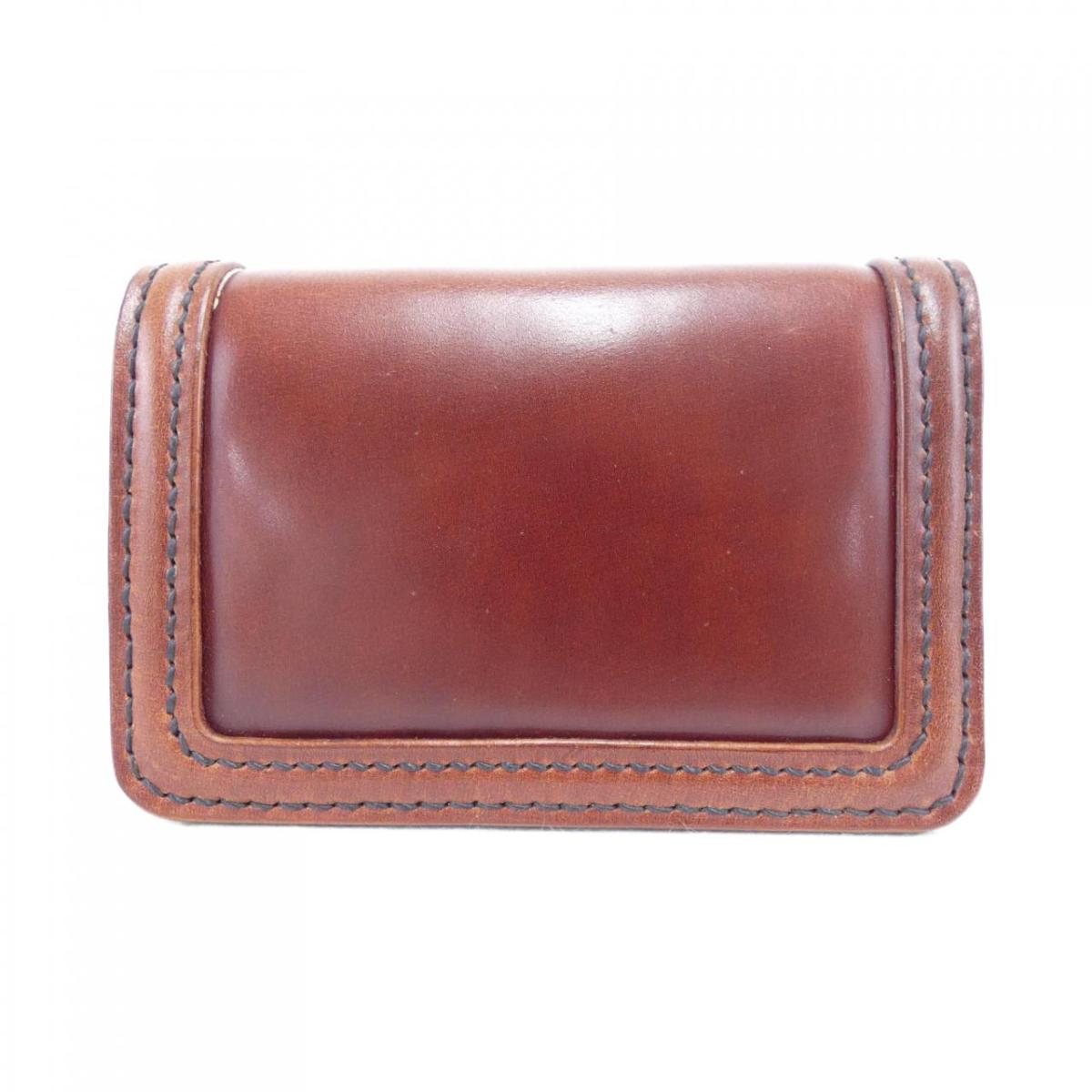 【未使用品】アールジェービー R.J.B(FLAT HEAD) CARD CASE FH-V003【中古】