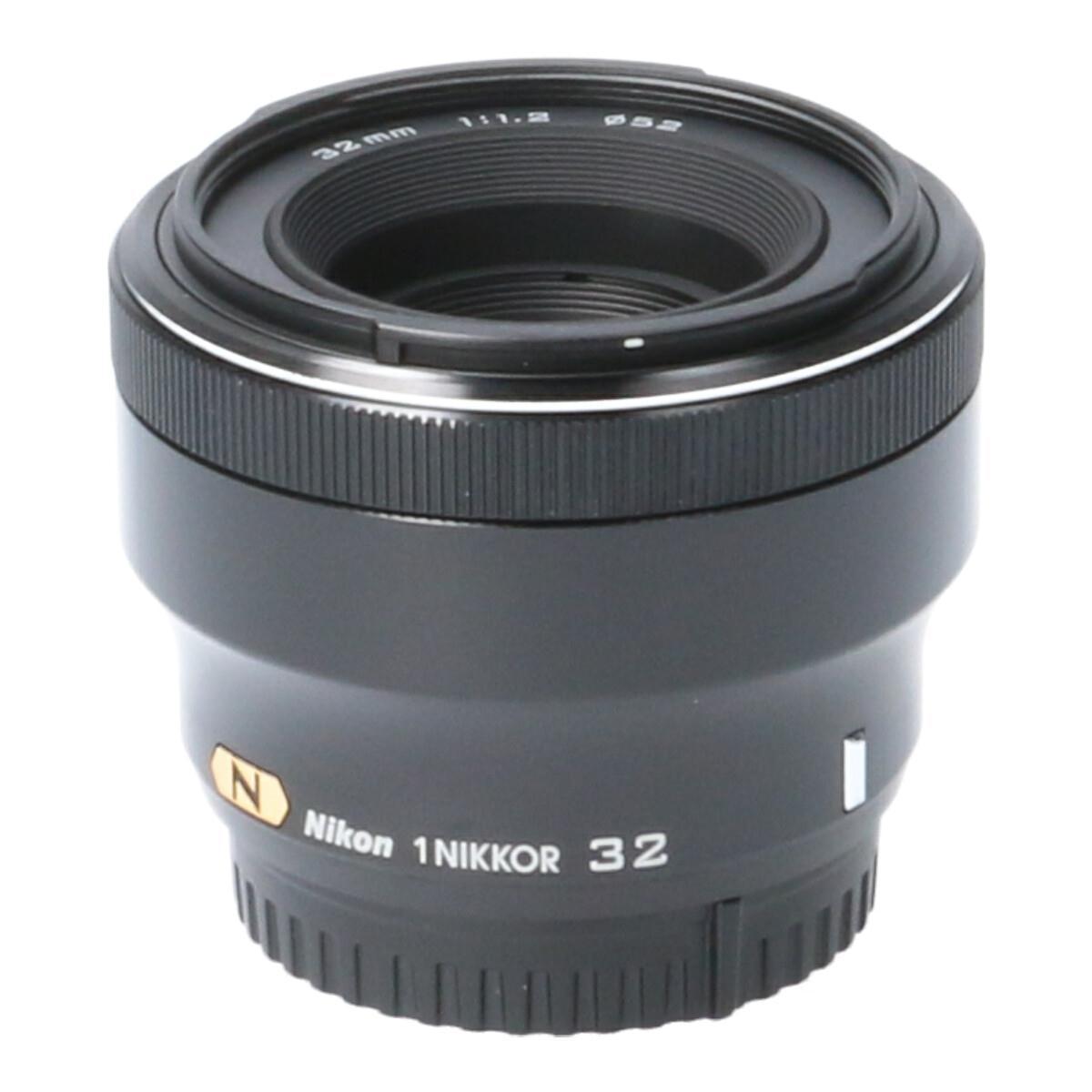 NIKON 1NIKKOR32mm F1.2【中古】