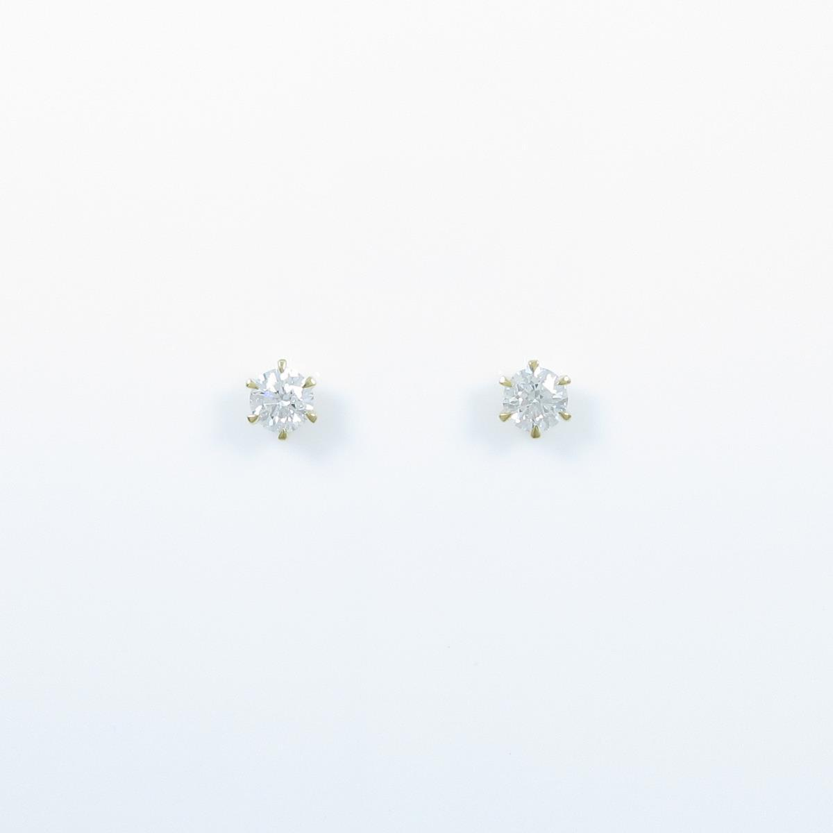 【使い勝手の良い】 【リメイク】K18YG/ST ダイヤモンドピアス 0.236ct・0.237ct・D・VVS2・EXT【】, ベースボールプラザ:1ce8e8f3 --- newplan.com