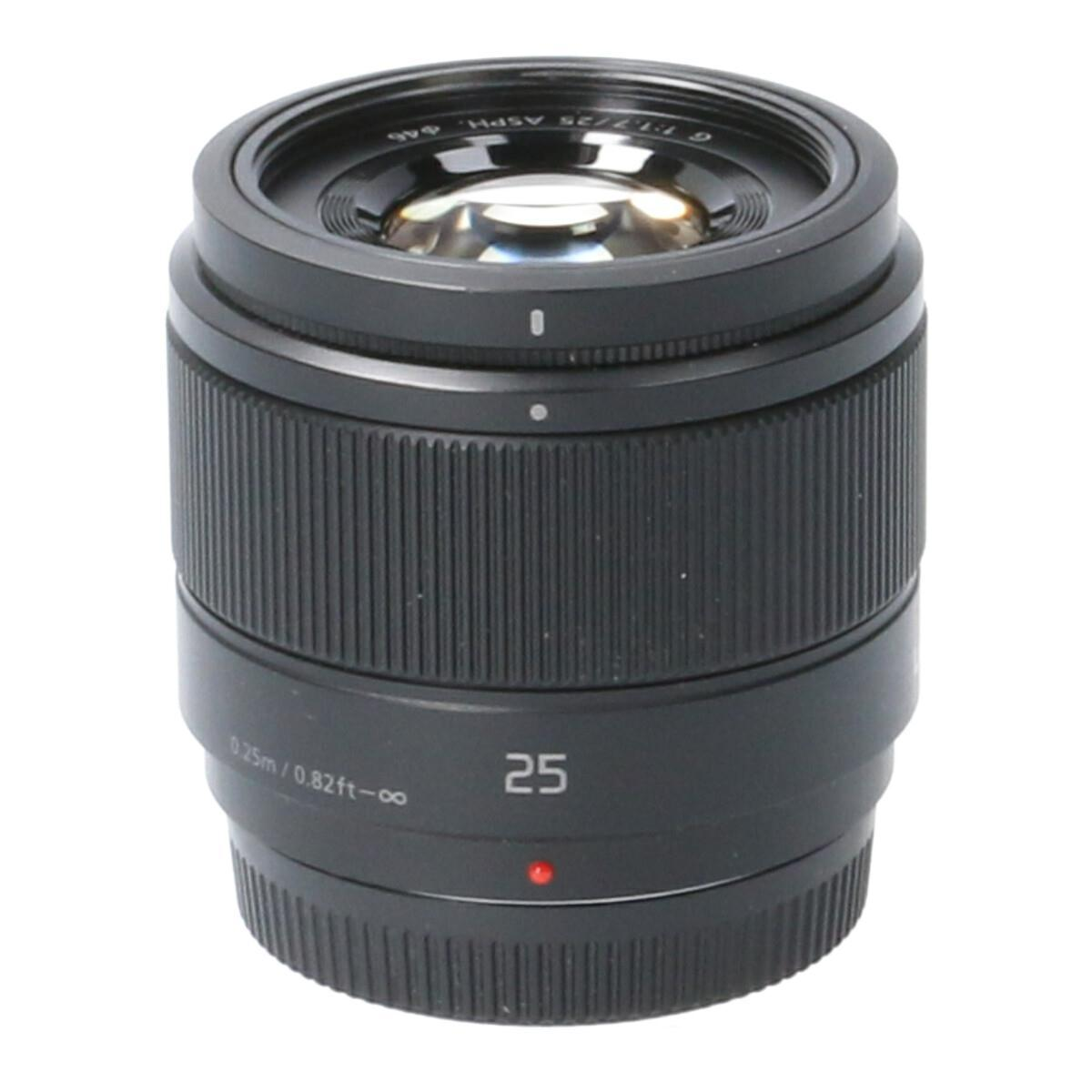 PANASONIC G25mm F1.7ASPH【中古】