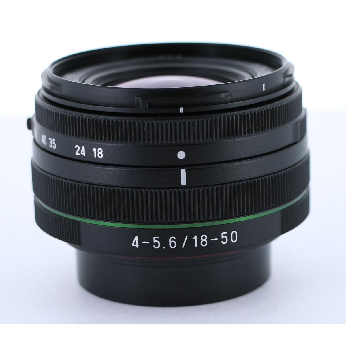 PENTAX DAL18-50mm F4-5.6DC WR RE【中古】
