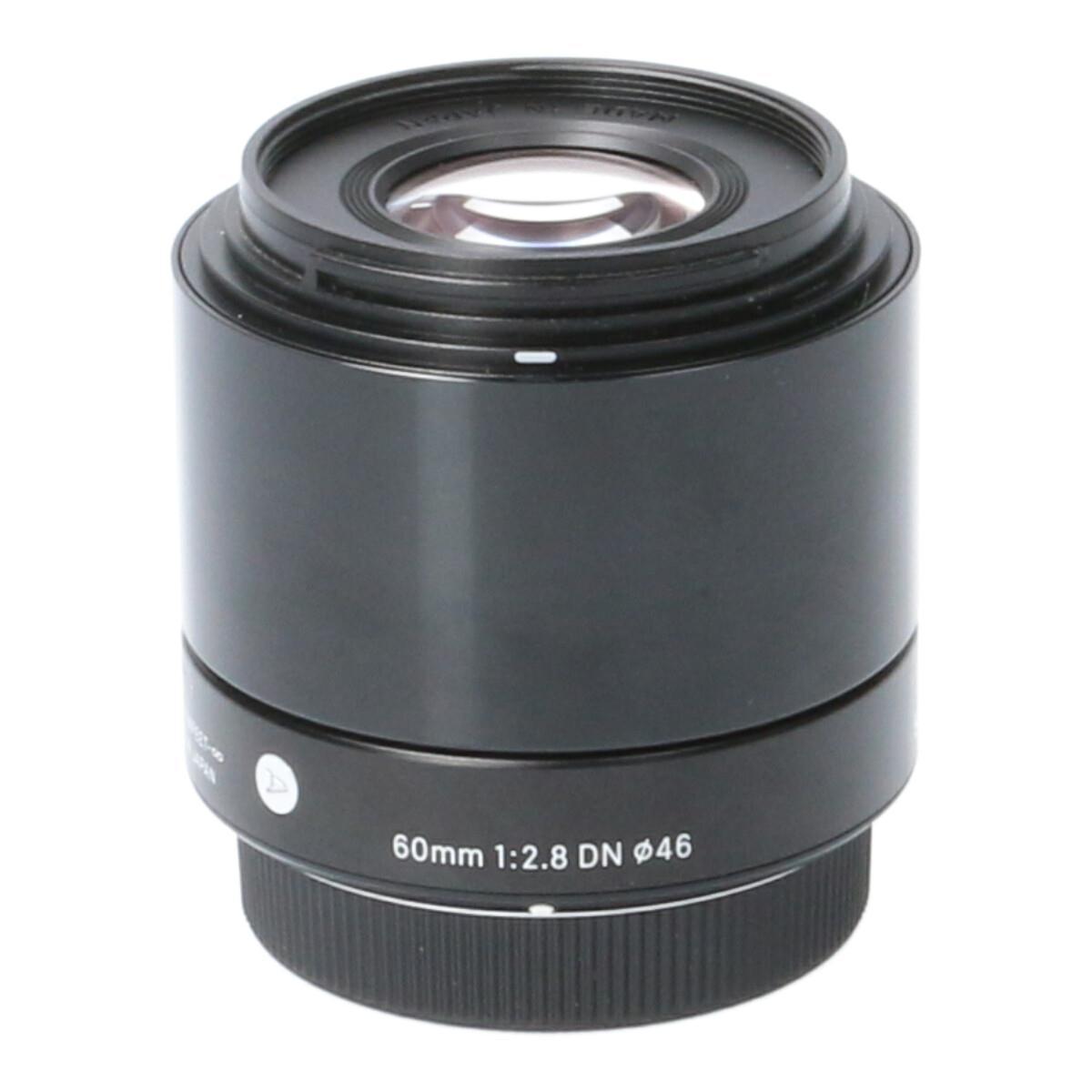 SIGMA MFT(A)60mm F2.8DN【中古】