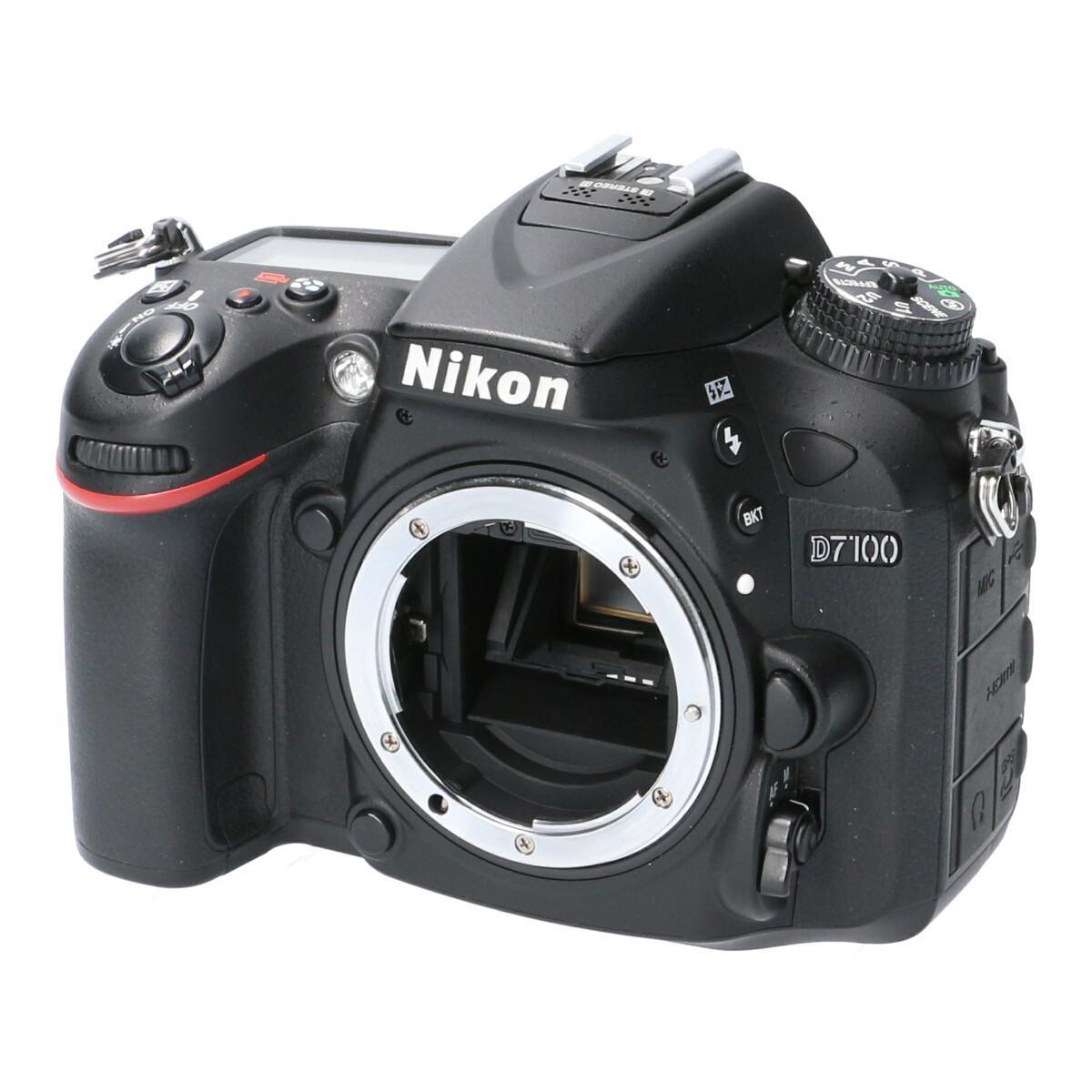 NIKON D7100【中古】