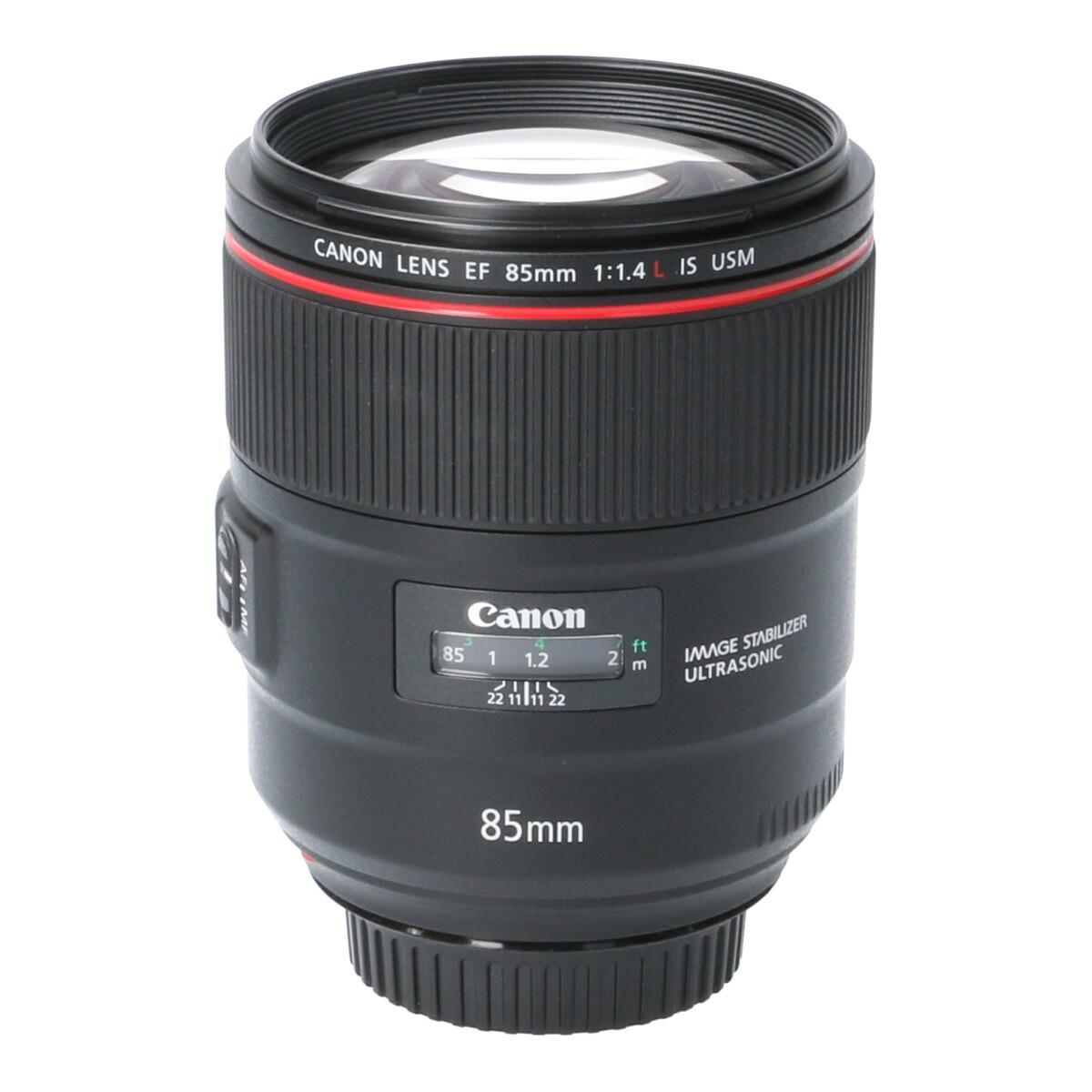 CANON EF85mm F1.4L IS USM【中古】