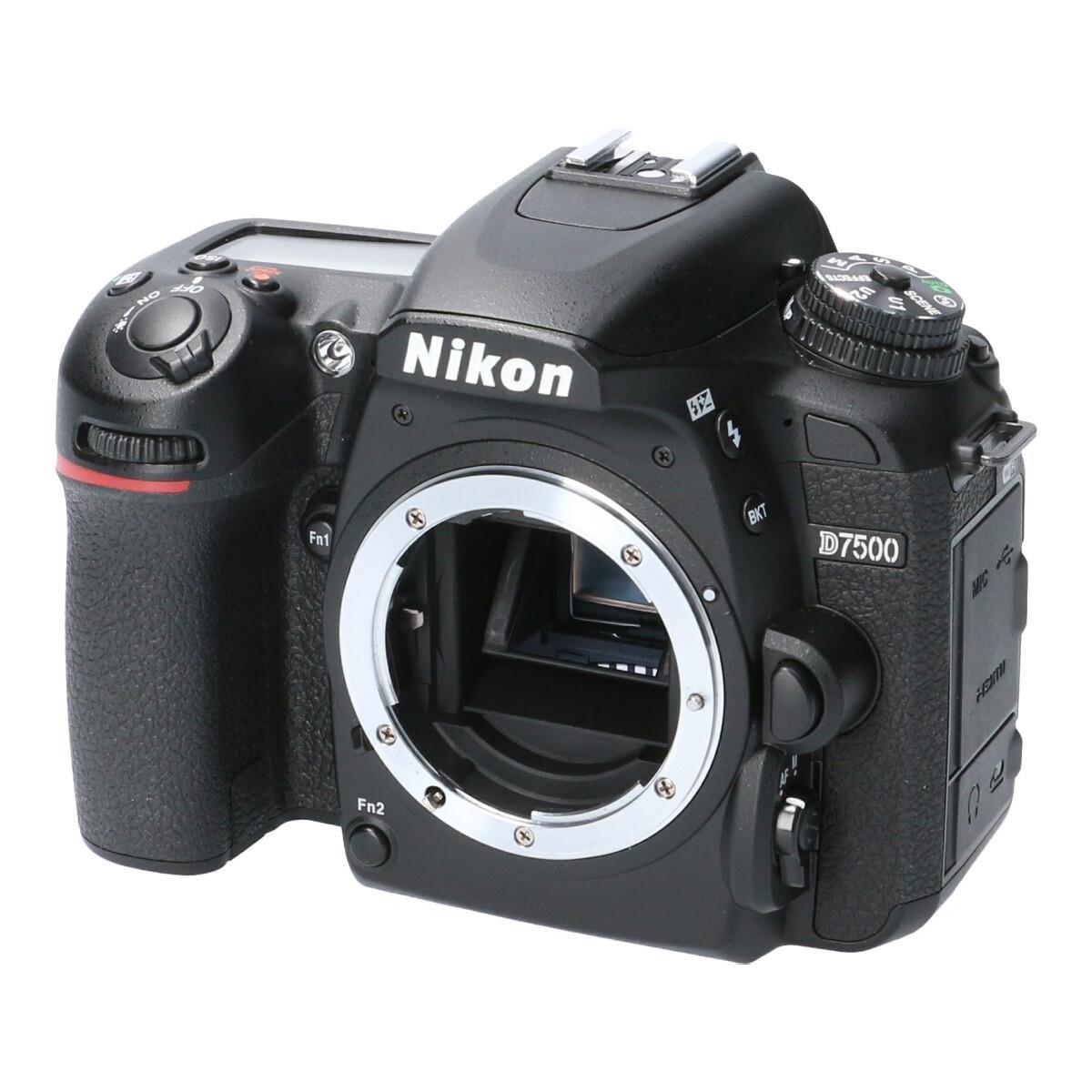 NIKON D7500【中古】