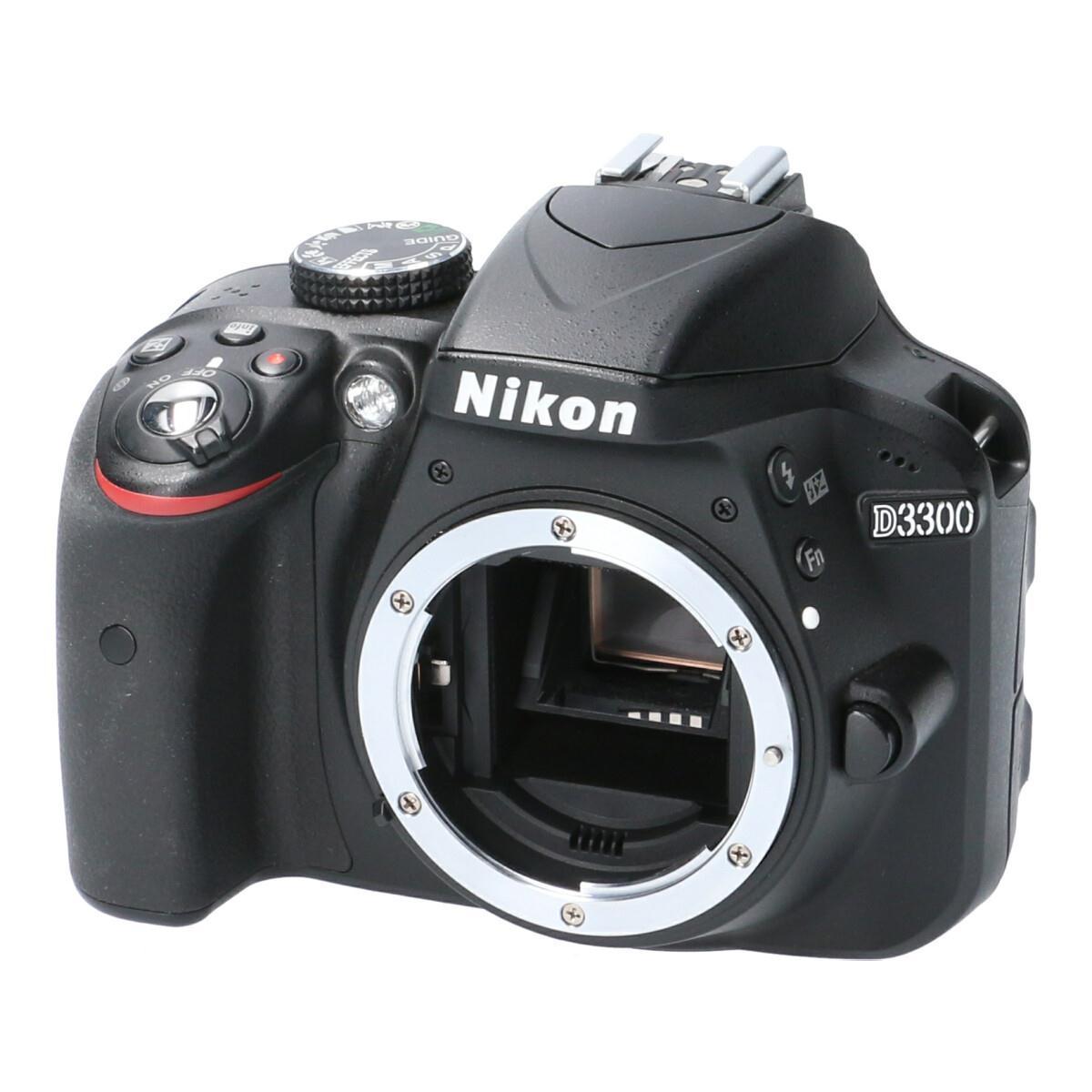NIKON D3300【中古】