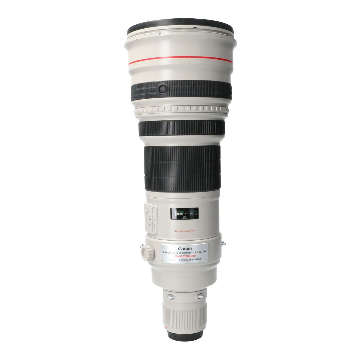 CANON EF600mm F4L IS USM【中古】