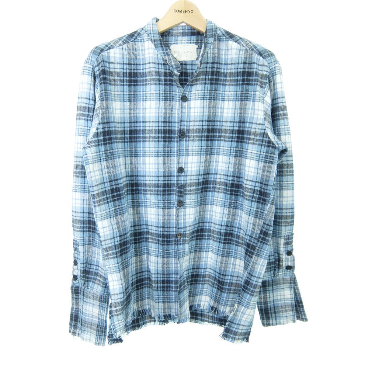 GREG LAUREN シャツ【中古】