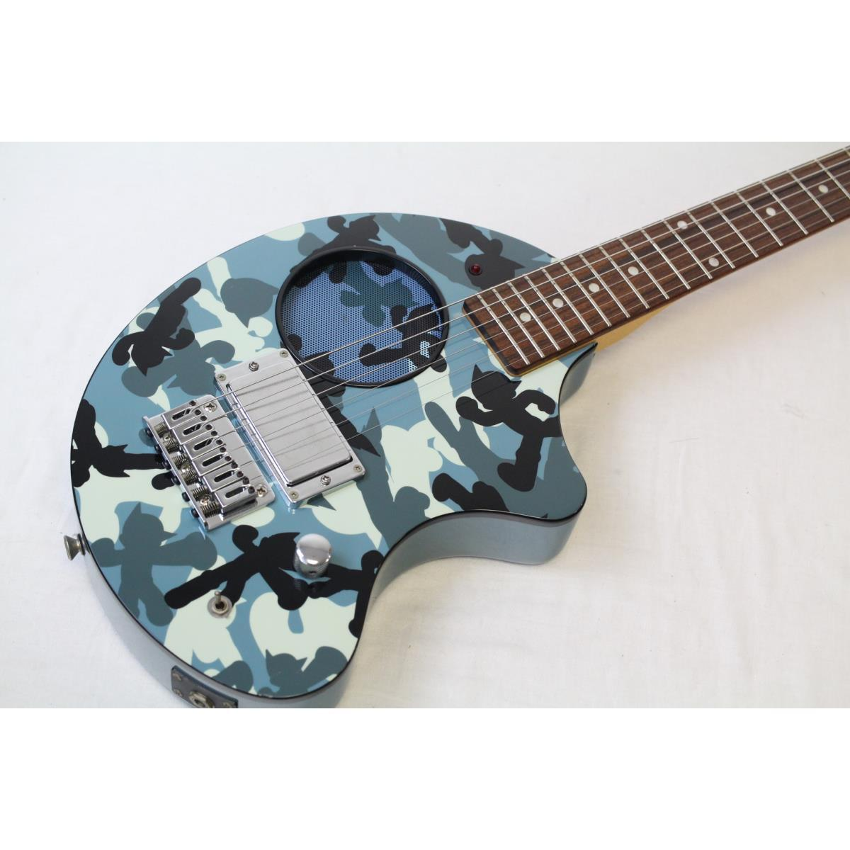 FERNANDES  ZO-3 AB CAMOUFRAGE【中古】