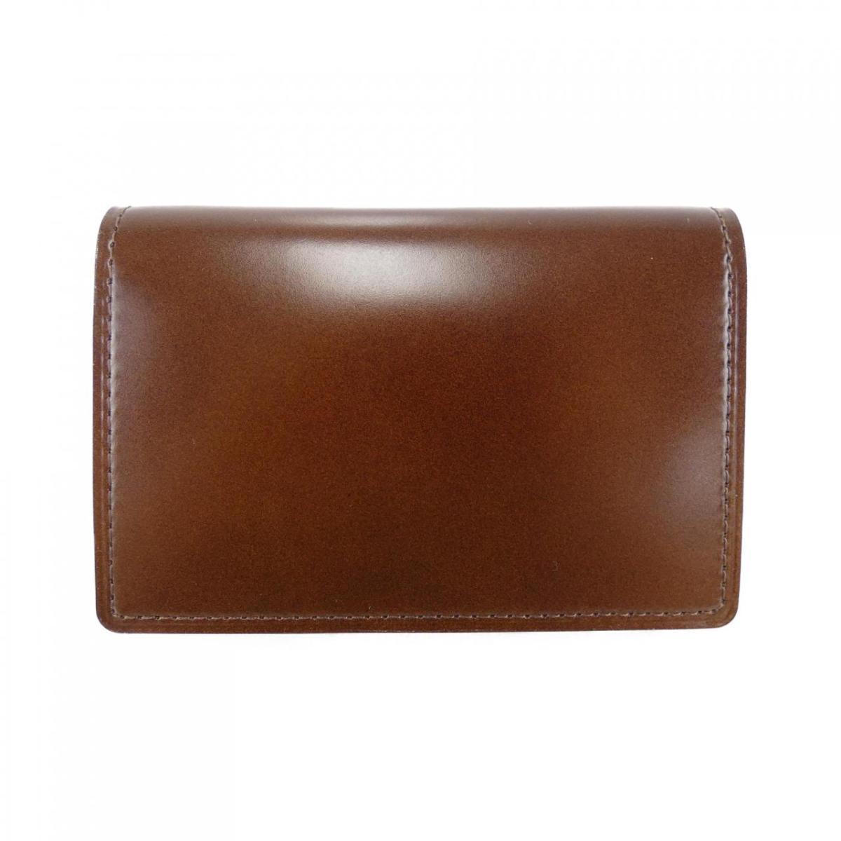 ツチヤカバン 土屋鞄 CARD CASE【中古】