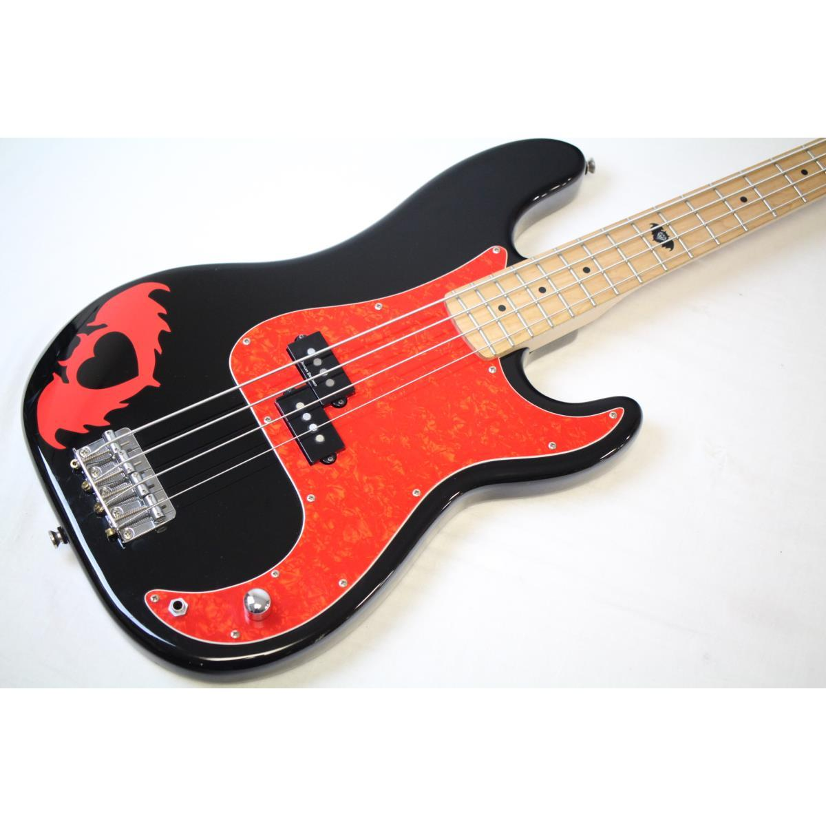 SQUIER  PETE WENTZ P-BASS【中古】