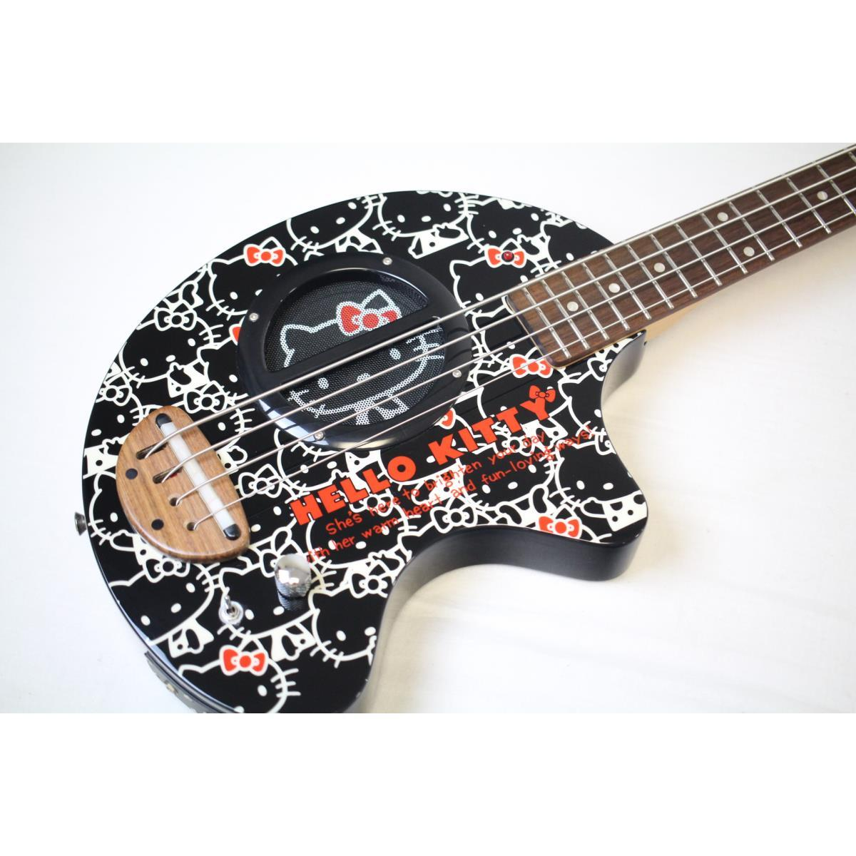 FERNANDES  PIE-ZO HELLO KITTY【中古】