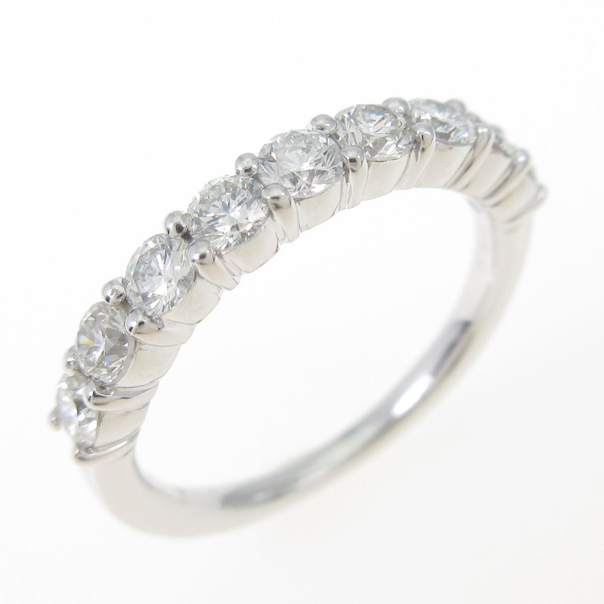 4゜C ダイヤモンドリング【中古】