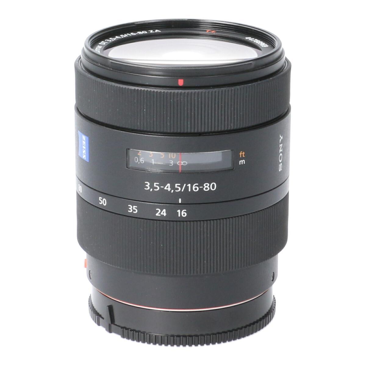SONY DT16-80mm F3.5-4.5ZA【中古】