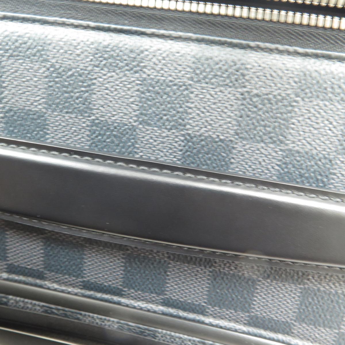 ルイヴィトン ダミエグラフィット ペガスレジェールビジネス 55cm N21225WDH92EI
