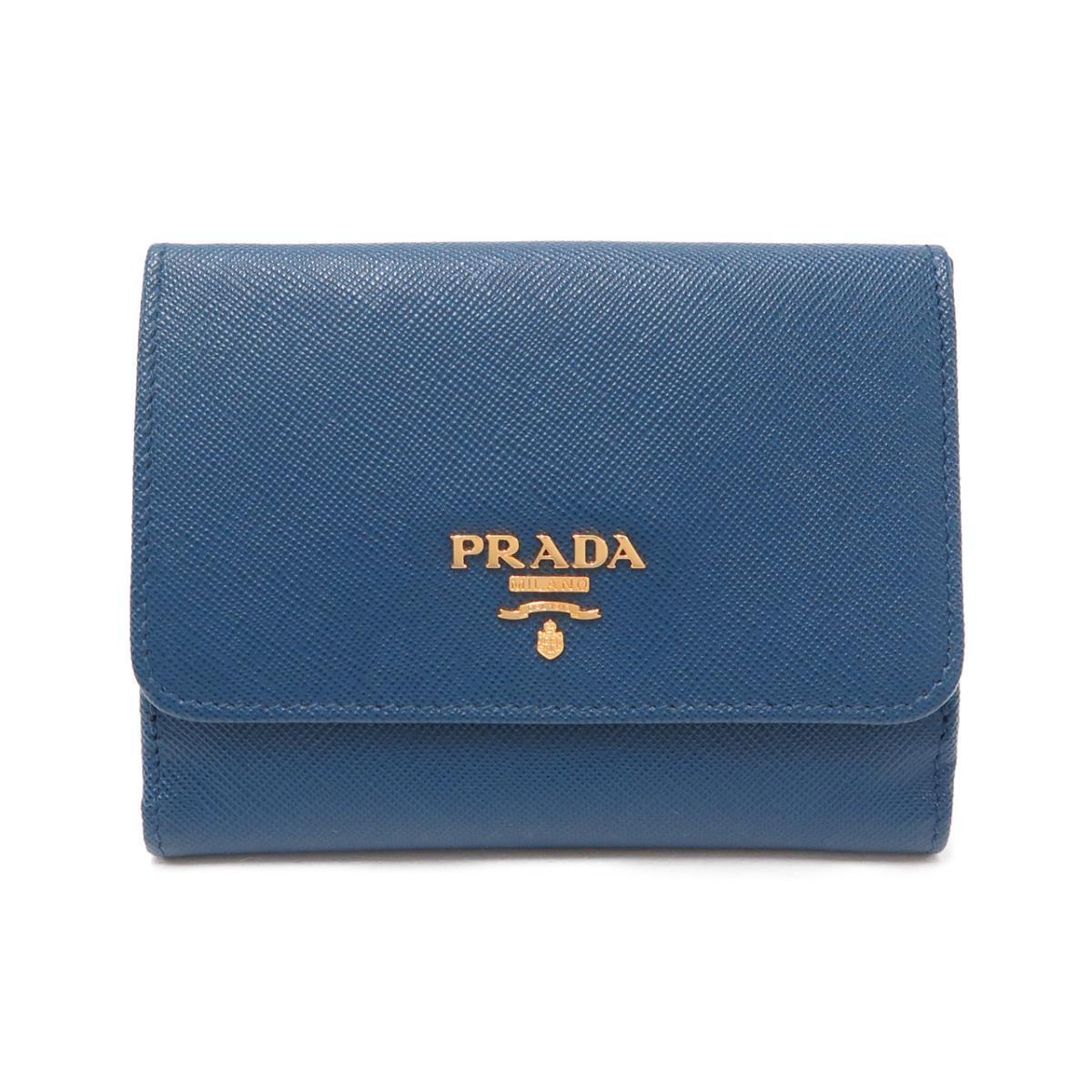 プラダ 財布 1M0523【中古】