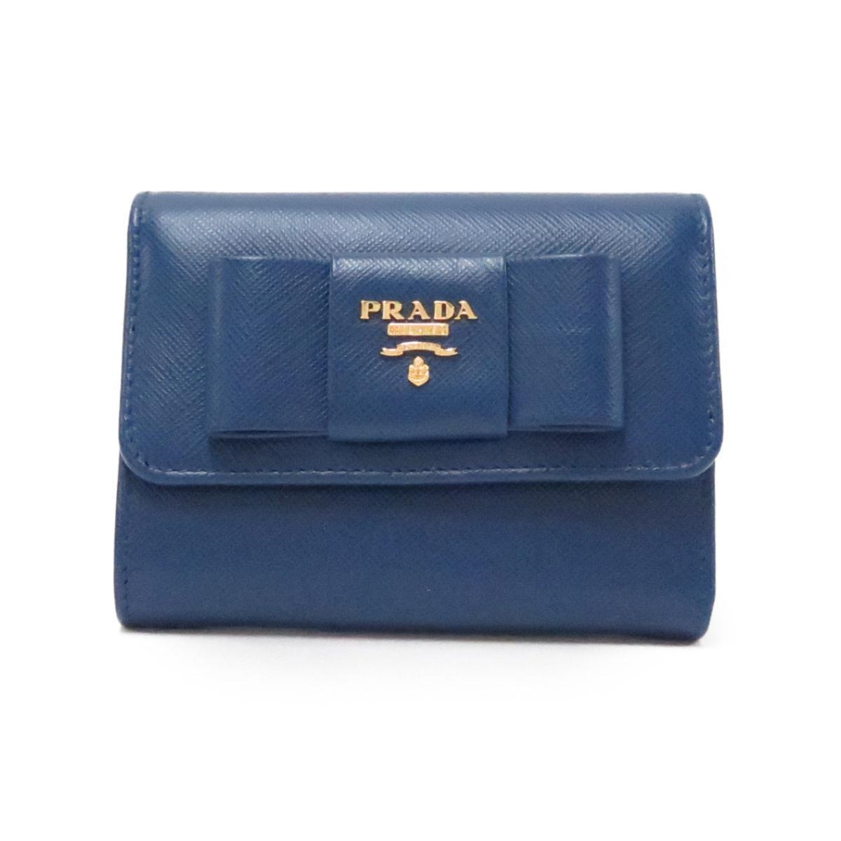 メーカー公式ショップ 新品 プラダ 1MH840 財布 ご注文で当日配送