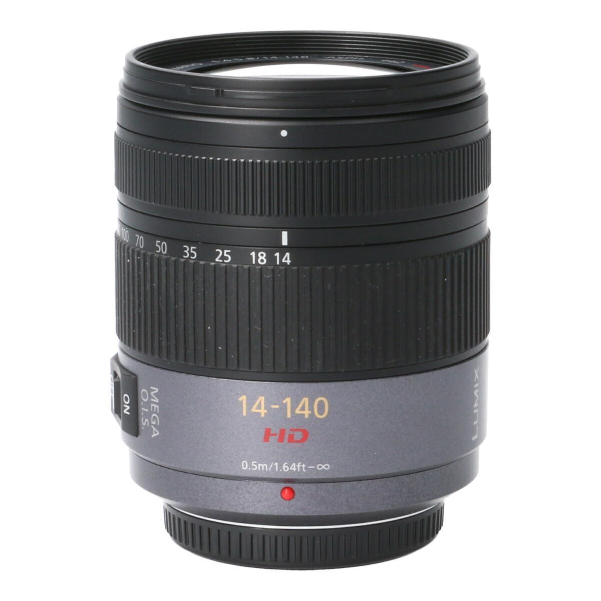 PANASONIC HD14-140mm F4-5.8MEGA OIS【中古】