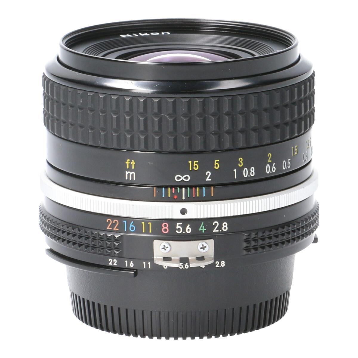 NIKON AI35mm F2.8【中古】