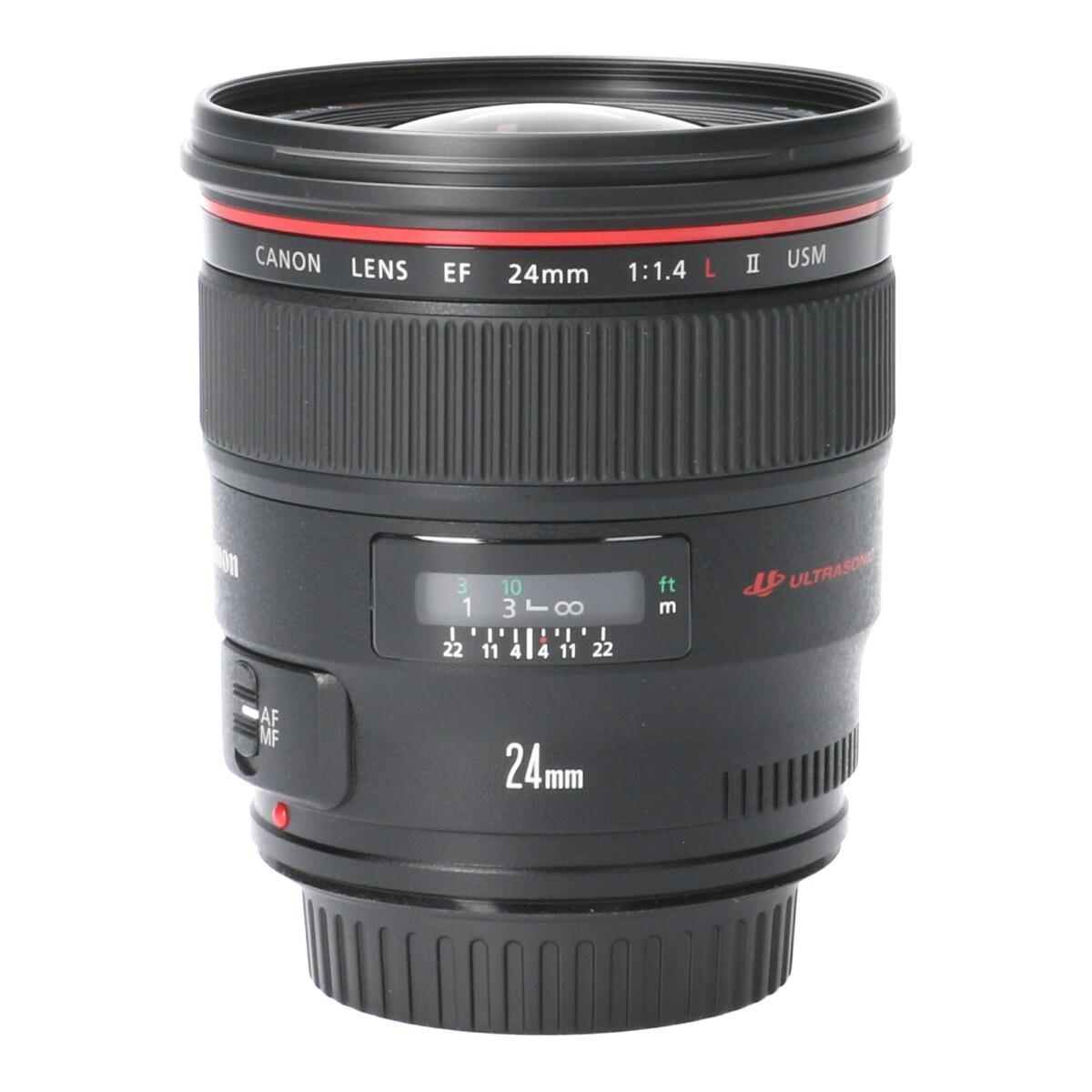 CANON EF24mm F1.4LIIUSM【中古】