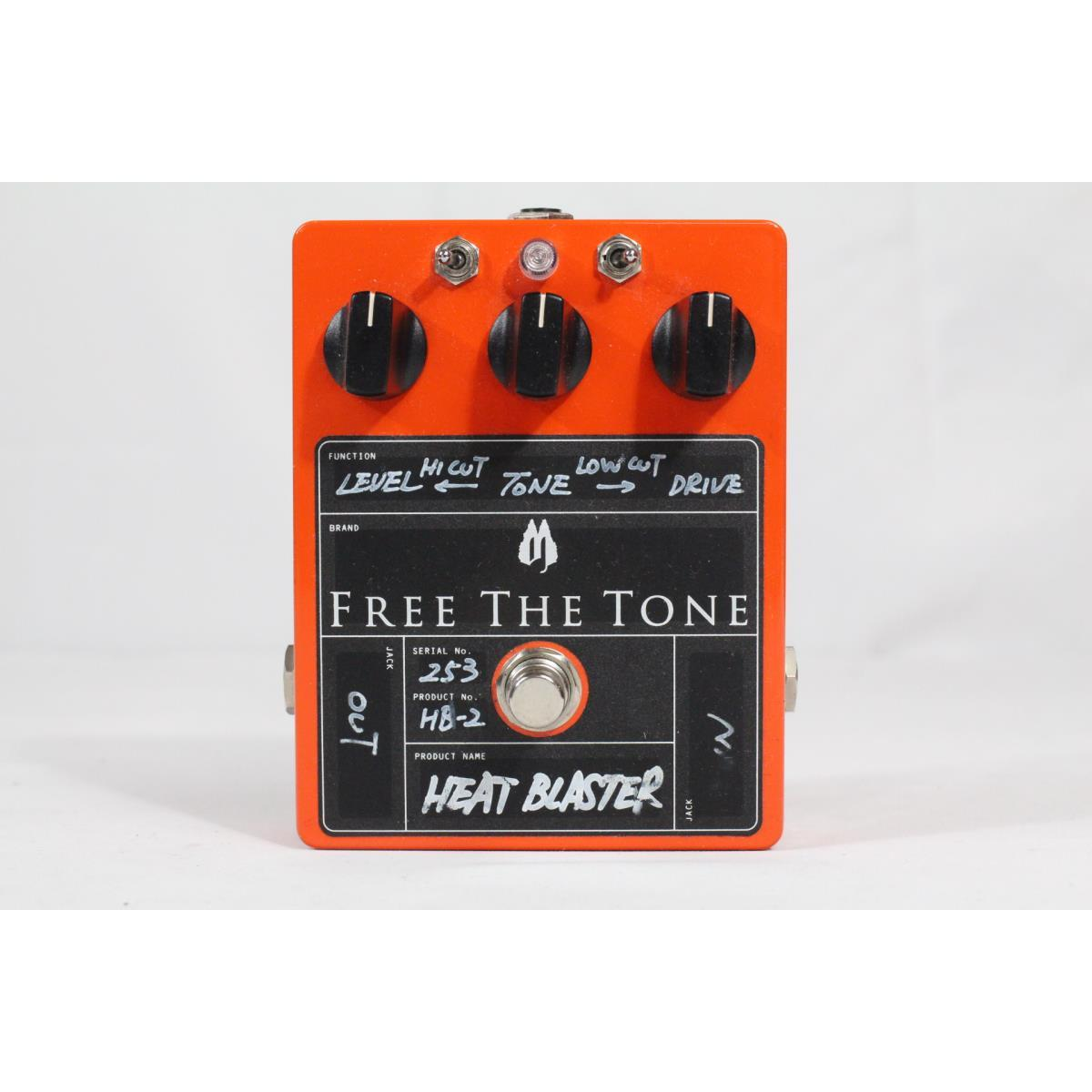 FREE THE TONE  HB-2【中古】