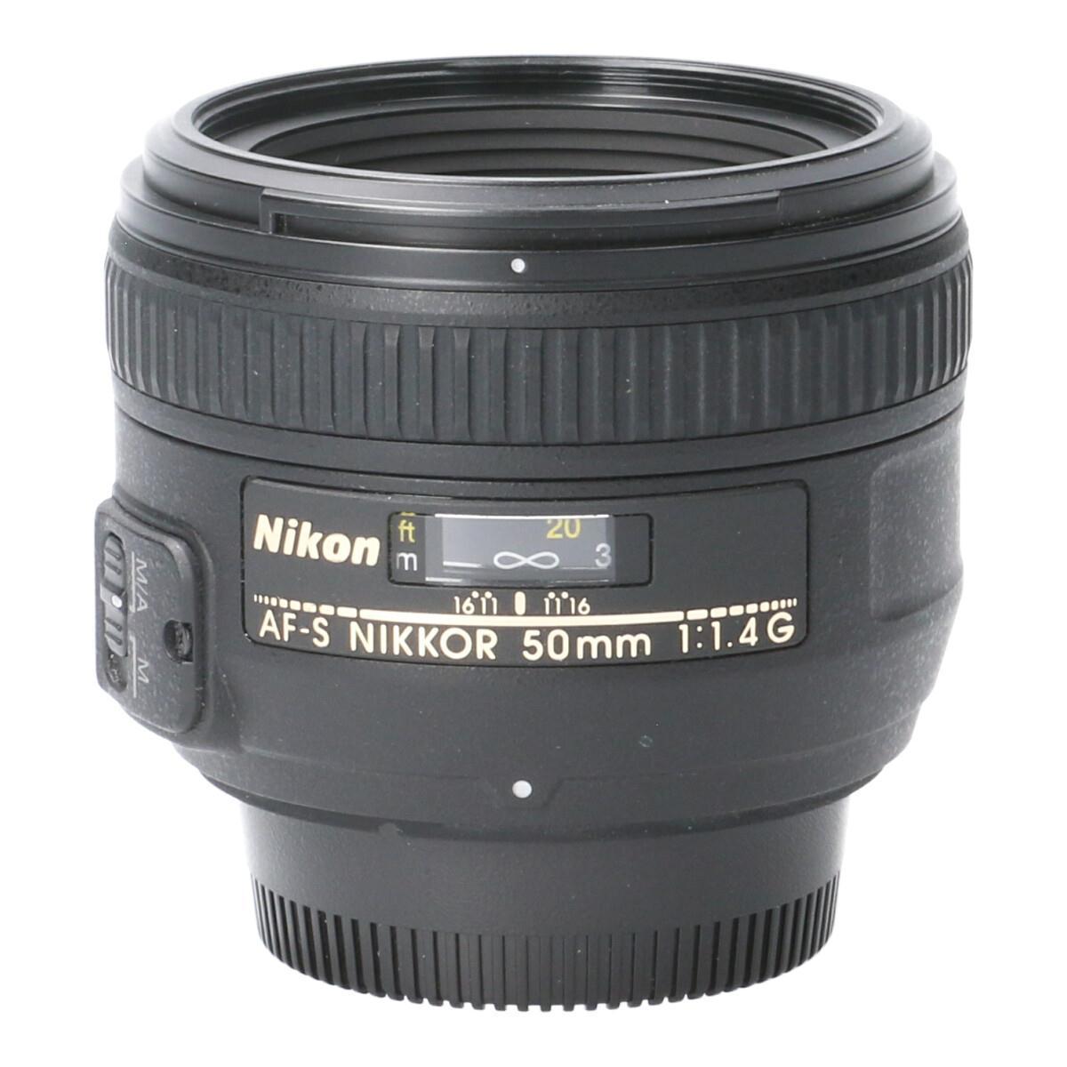 NIKON AF-S50mm F1.4G【中古】