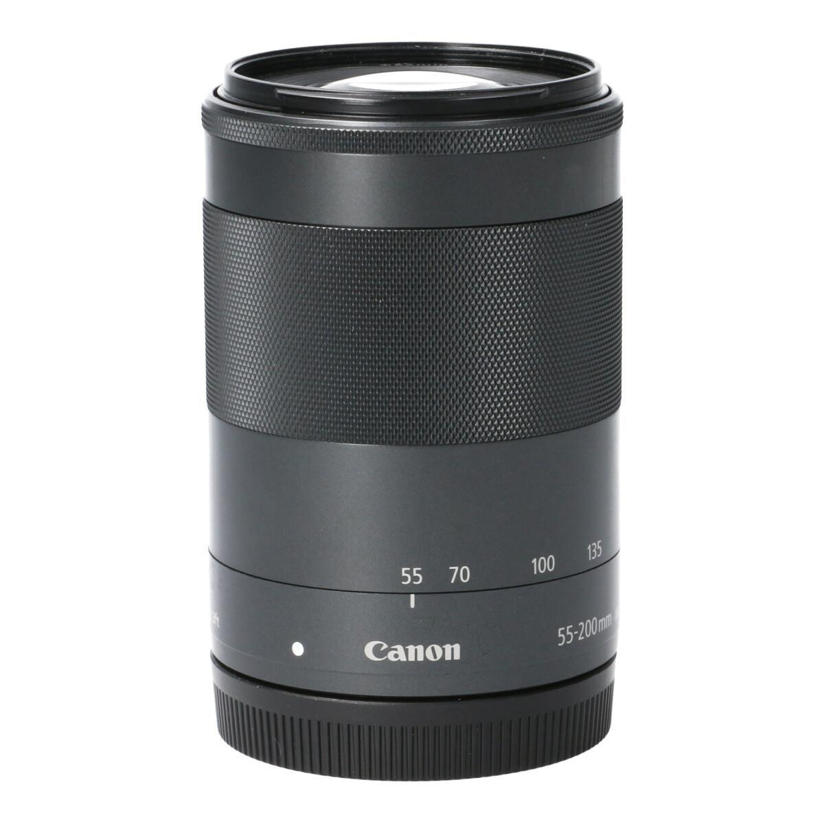 CANON EF-M55-200mm F4.5-6.3IS STM【中古】