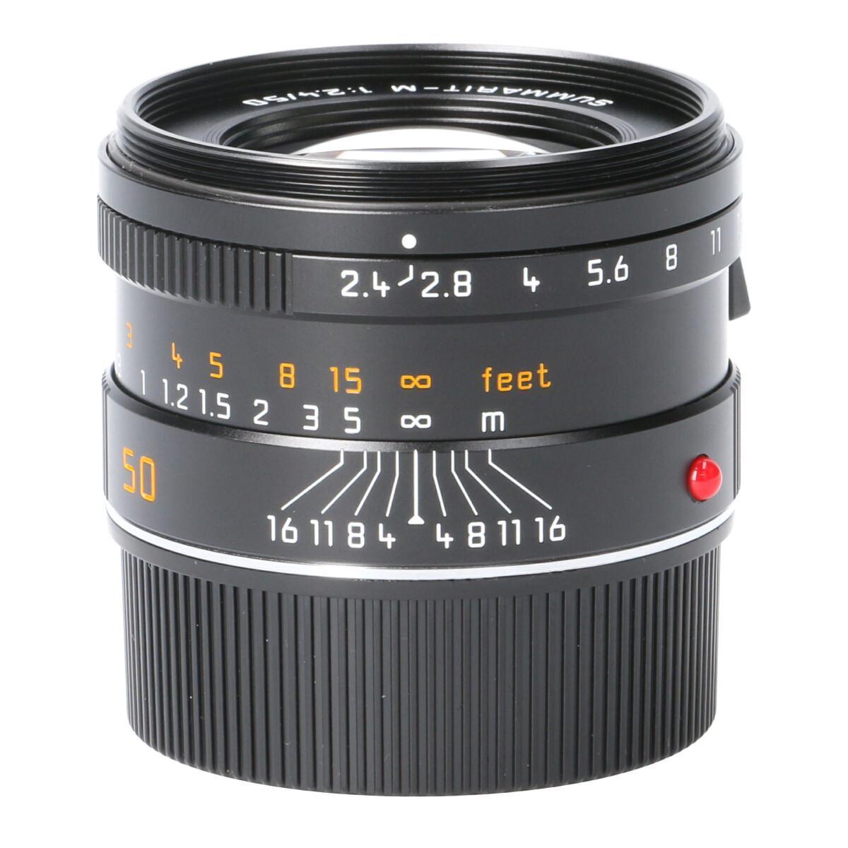 LEICA SUMMARIT M50mm F2.4 6BIT【中古】
