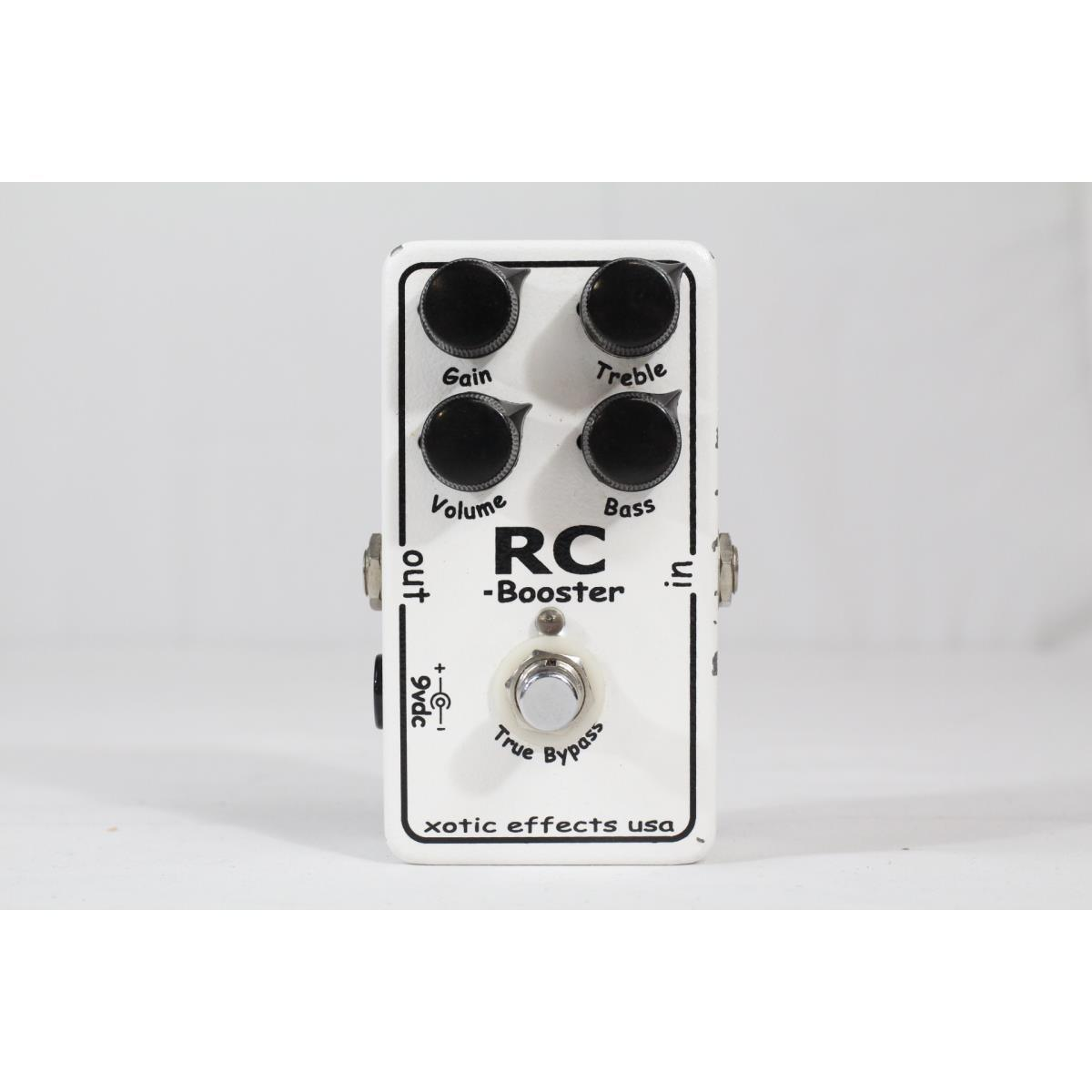 XOTIC RC BOOSTER【中古】