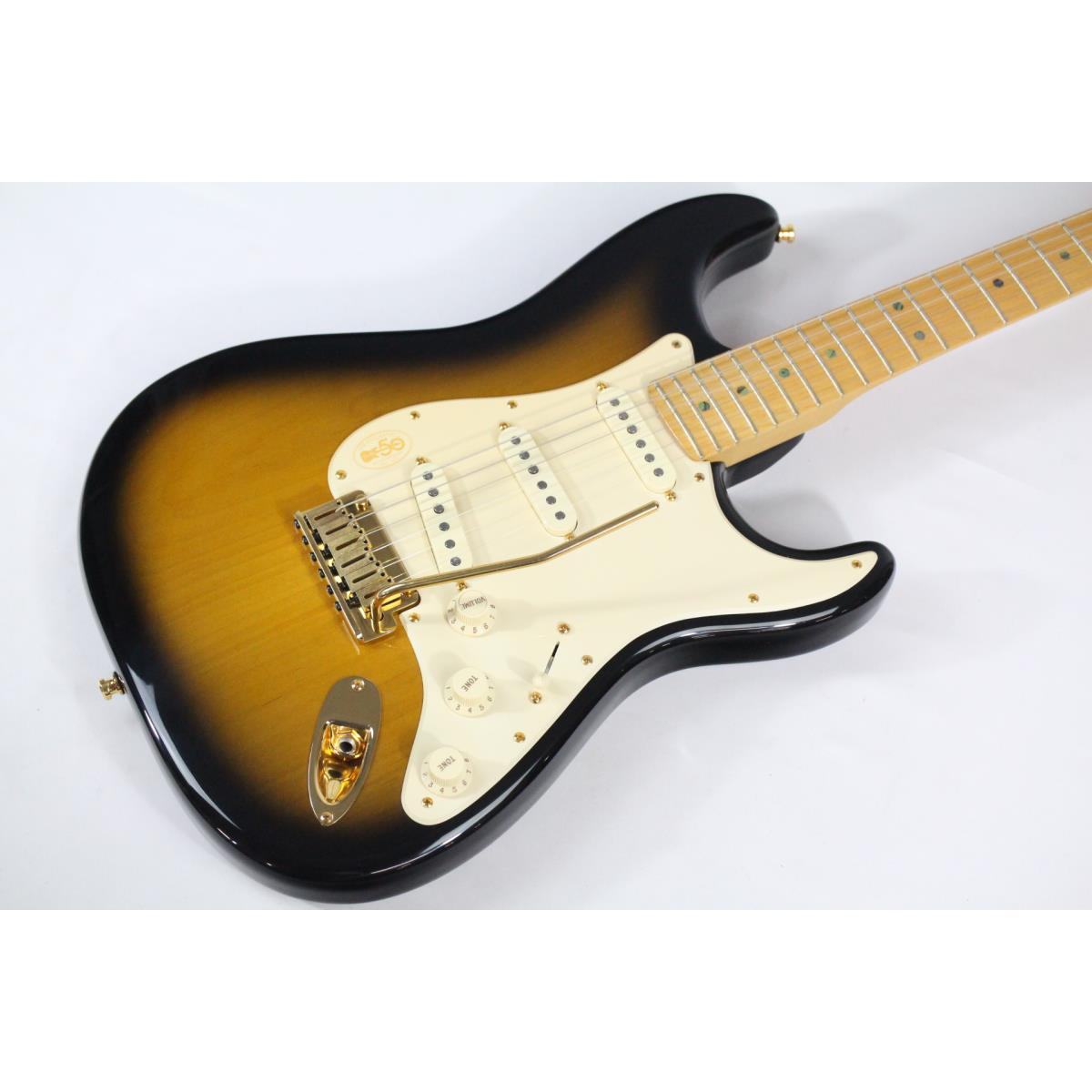 FENDER  50TH AMERICAN DELUXE ST【中古】