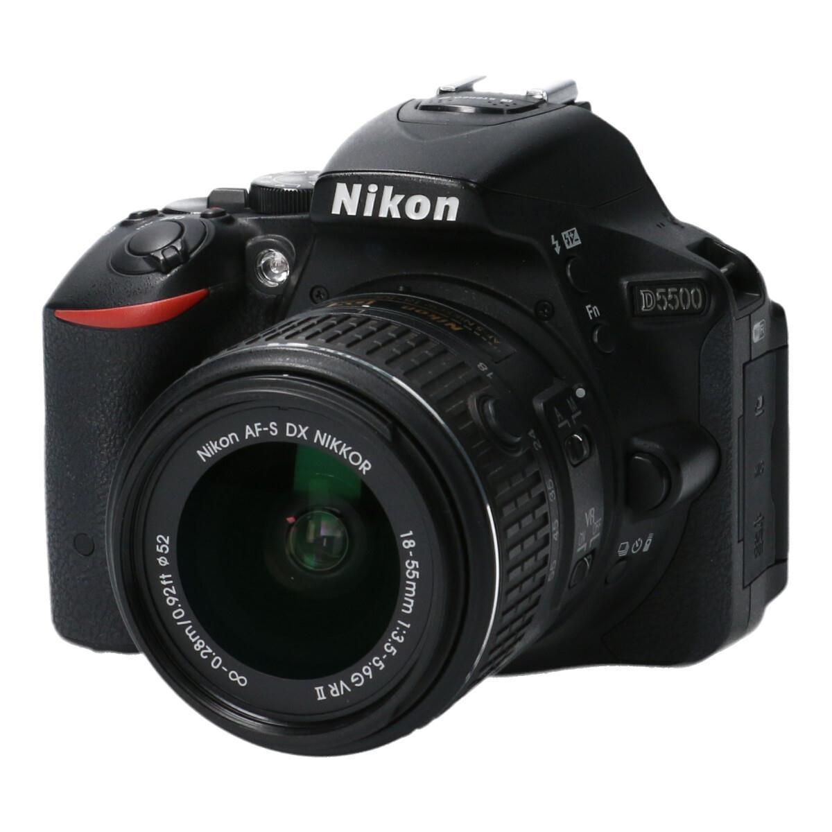 NIKON D5500 18-55VRIIKIT【中古】
